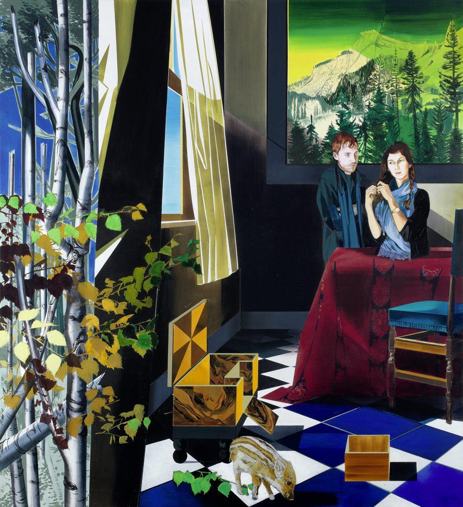 Susanne Kühn, #malerei #painting #susannekuehn #susannekühn